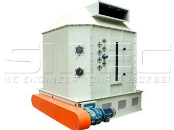 bagasse-pellet-cooler
